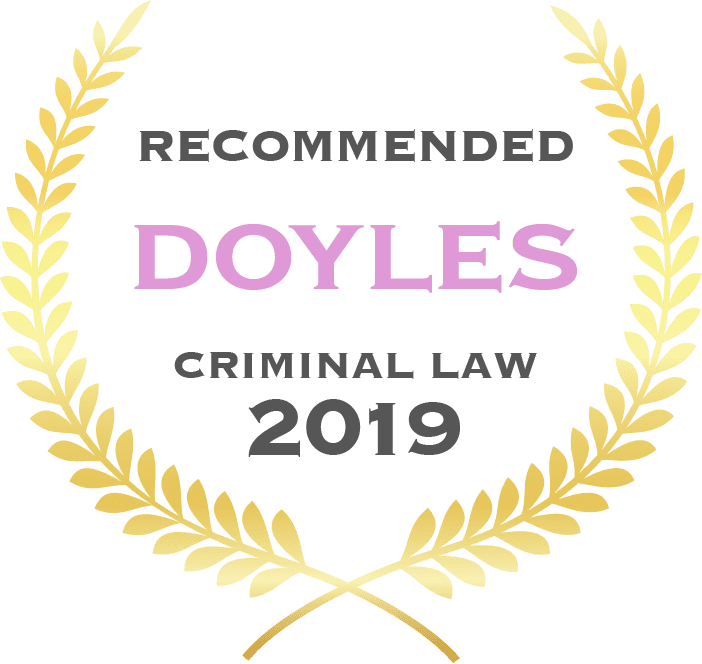 Doyles guide criminal law nsw
