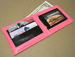 duct tape wallet instructions pdf