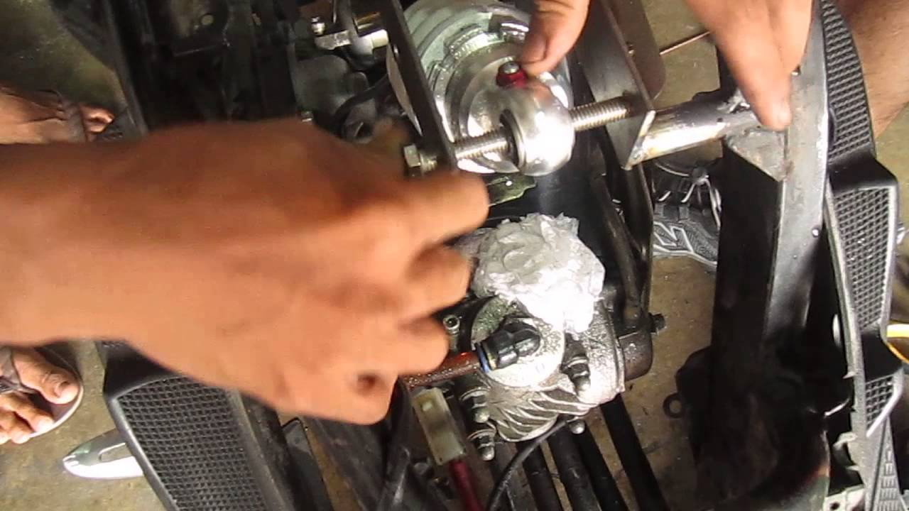 Yamaha suspension set up guide