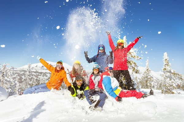 We ski and snowboard guide