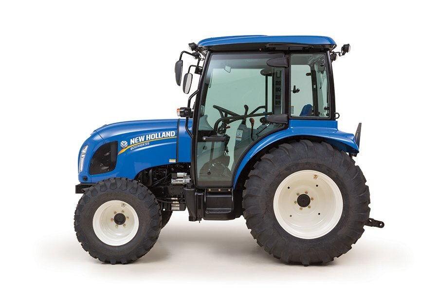 New holland boomer 35 owners manual