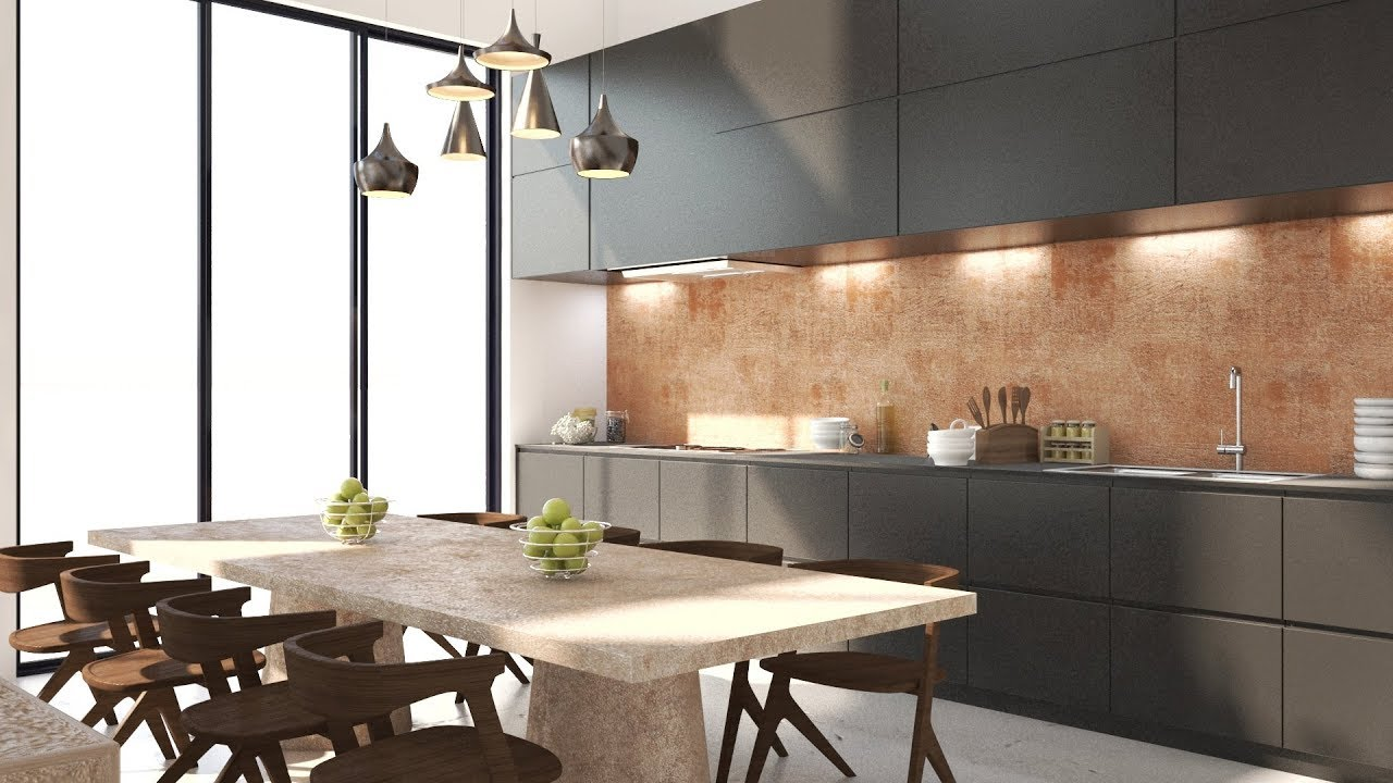 Vray interior lighting tutorial pdf