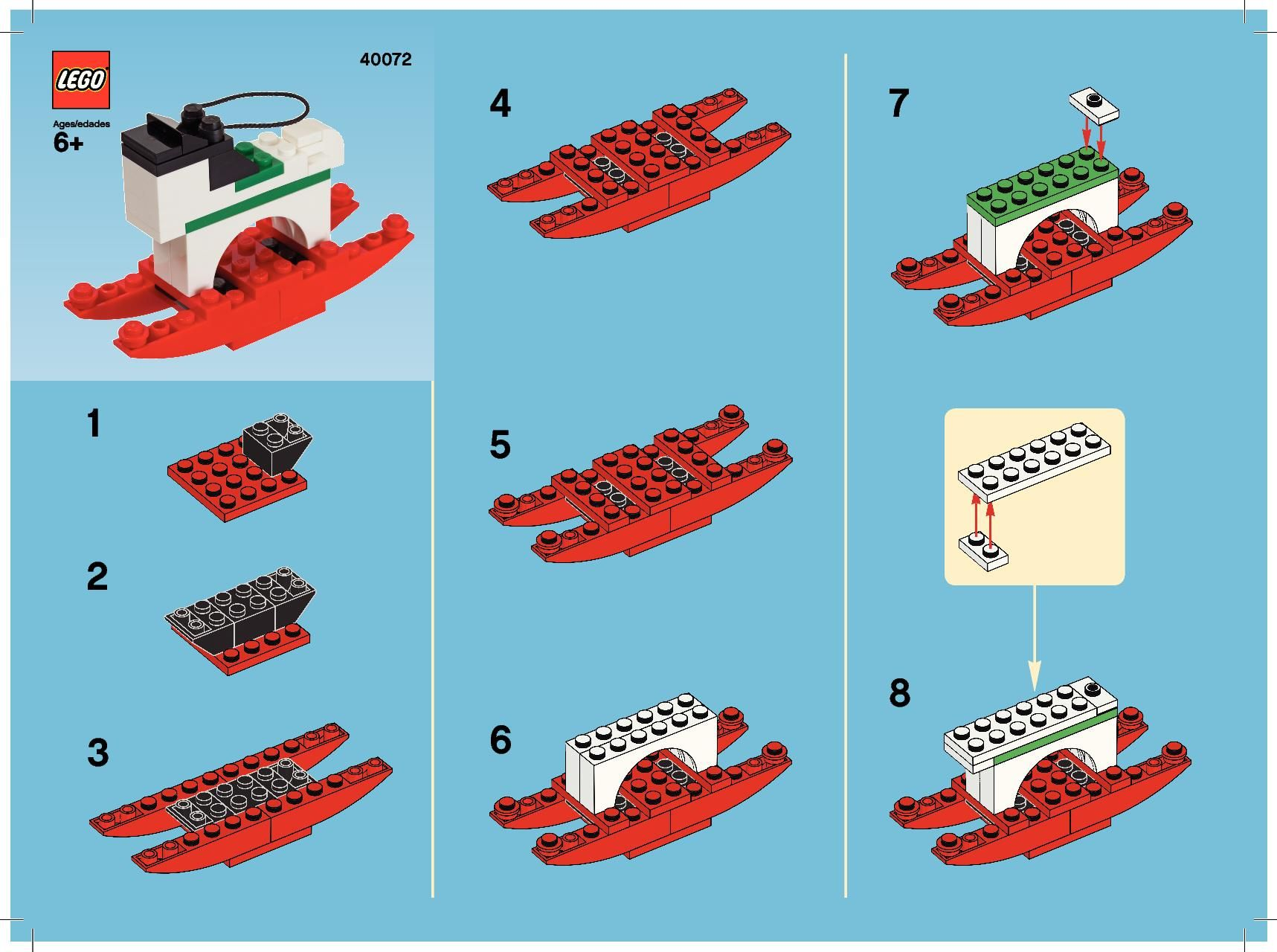 lego 6743 instructions pdf