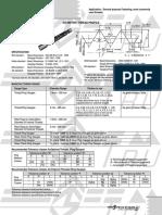 Metric thread tolerance chart pdf