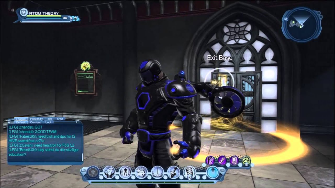 Dcuo how to get department of corrections style