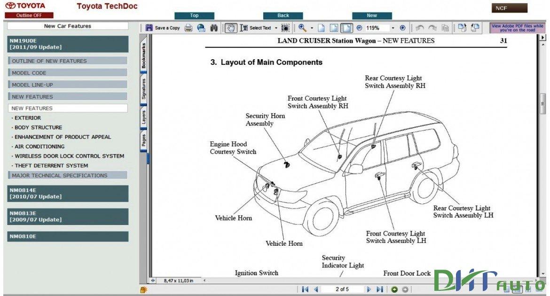 toyota body repair manual pdf