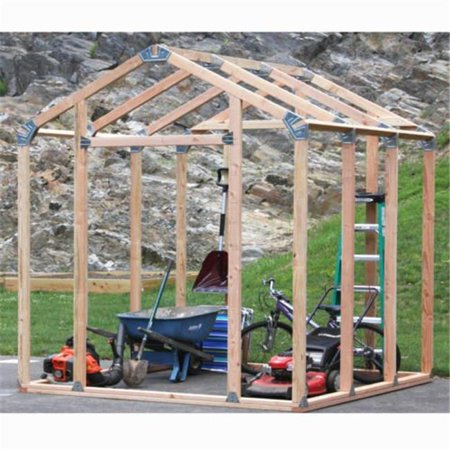 Ez build shed instructions