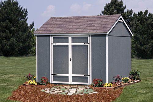 Ez build shed instructions