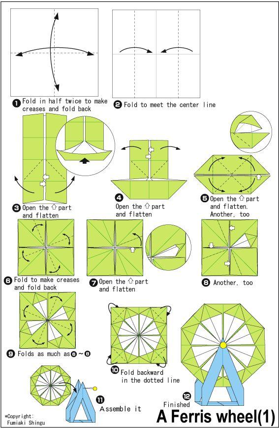 Lego wedo ferris wheel building instructions