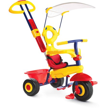 Little tikes 3 in 1 trike instructions