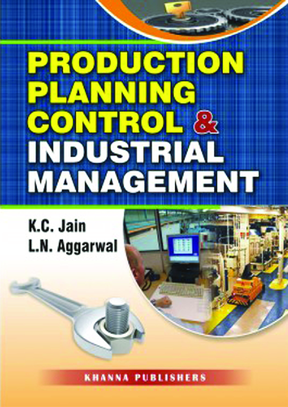 Production planning and control by jain and agarwal pdf