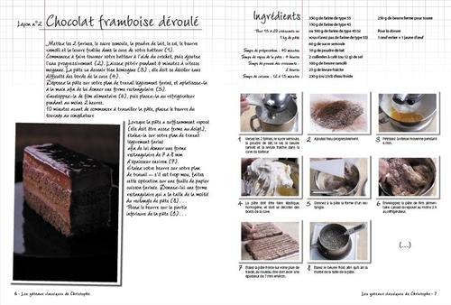 Patisserie livre christophe felder pdf