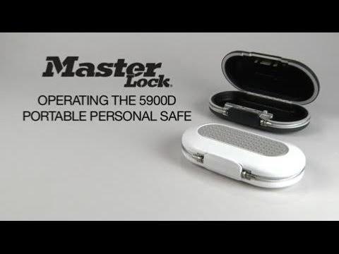 Master lock 5900d instructions