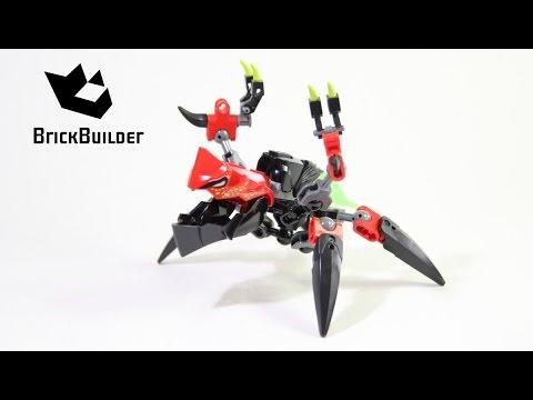 lego hero factory scorpion beast instructions