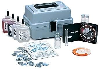 wardley test kit ph instruction