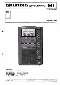 user manual for grundig yacht boy 400