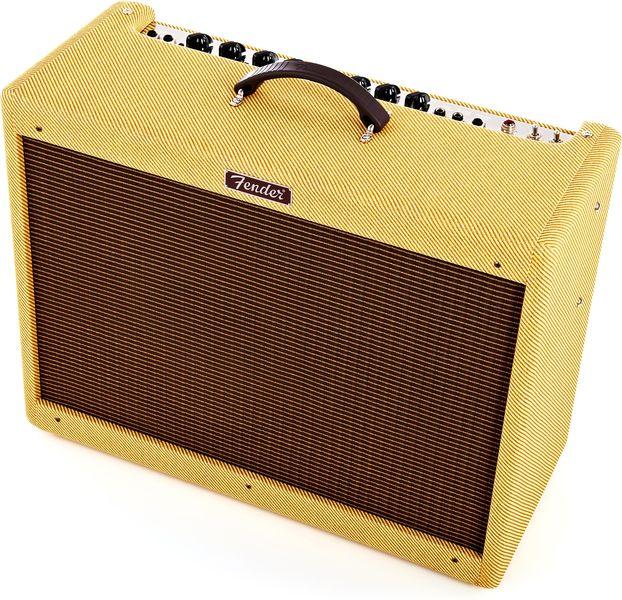 Fender blues deluxe reissue manual