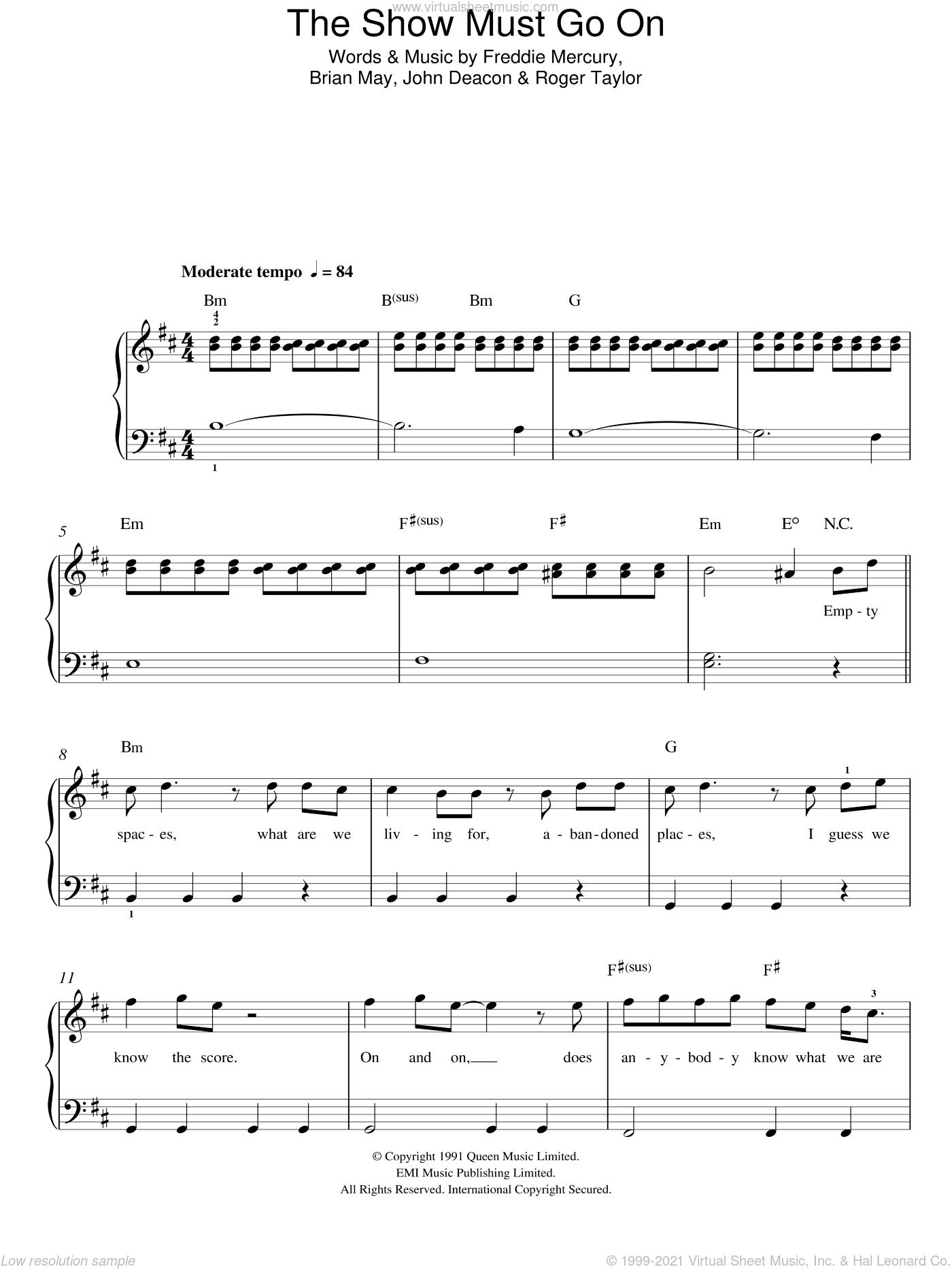 First may piano sheet pdf