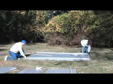 gardenpro shed instruction manual j30232mk