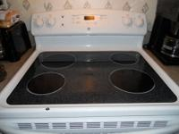 ge profile glass top stove manual