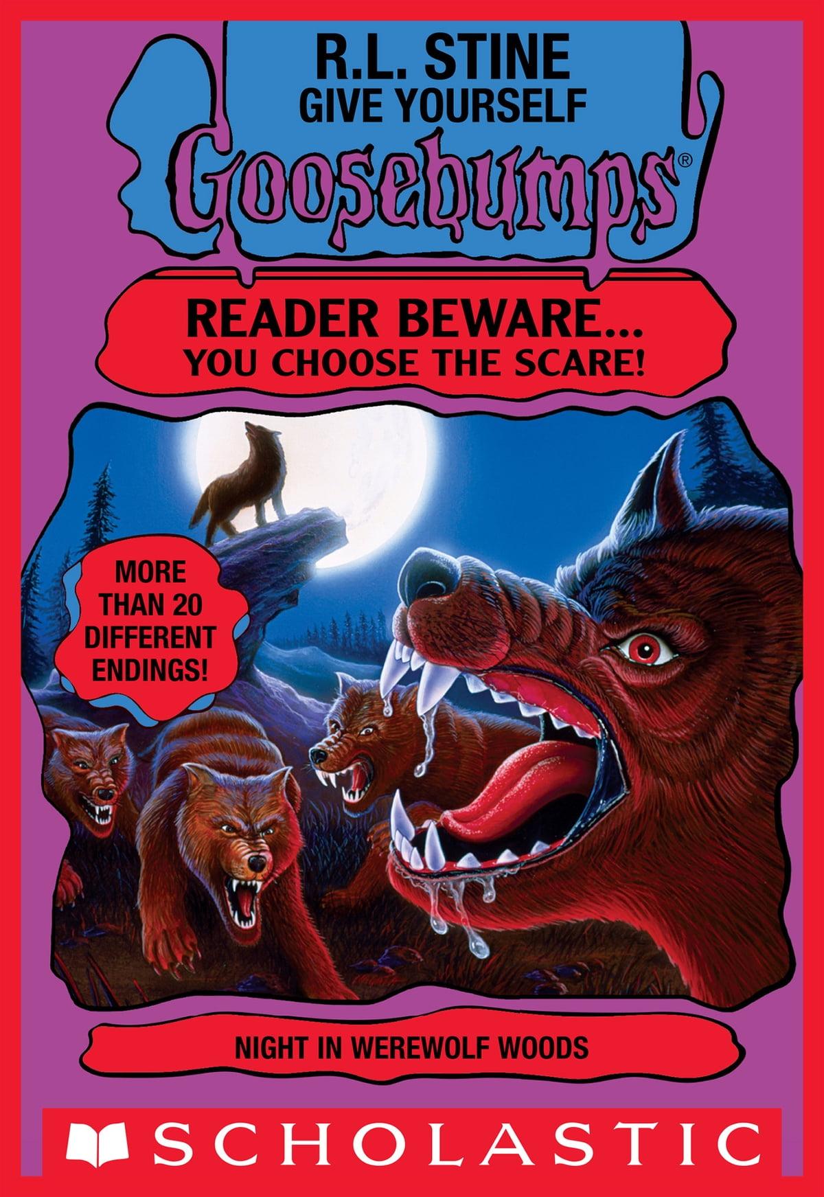 Goosebumps night in werewolf woods pdf
