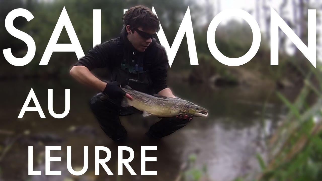 Guide de peche au saumon