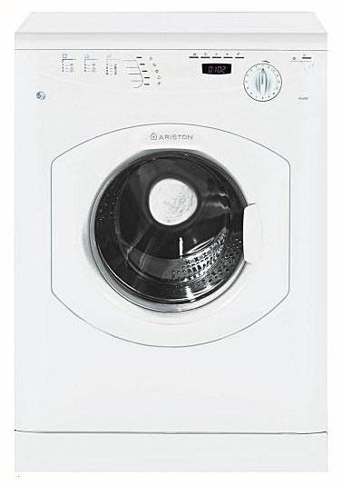 hotpoint ariston washer dryer manual
