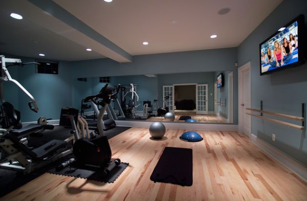 inspiration home gym instructions
