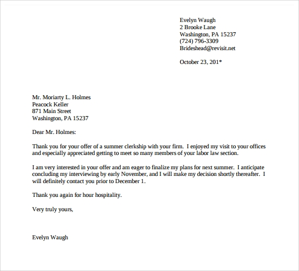 Interview follow up email sample pdf