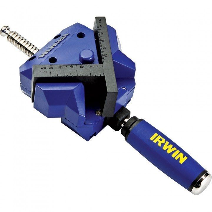 irwin 90 degree angle clamp instructions