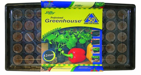 jiffy seed starter greenhouse 72 instructions