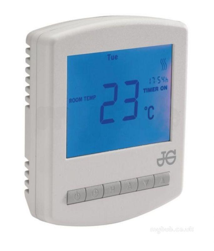 john guest underfloor heating thermostat instructions