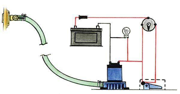 johnson livewell pump installation instructions