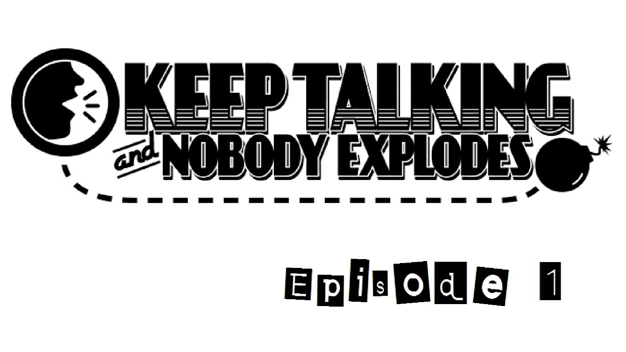 Keep talking and nobody explodes bomb manual