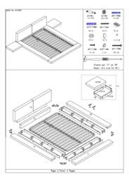 king bed assembly instructions