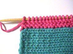 knitting stitches instructions ssk