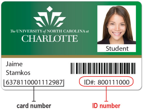 Laurier student id number application