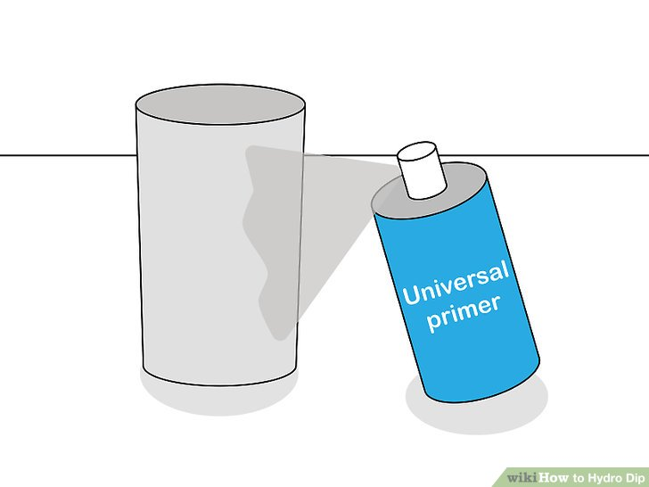 Learn how to hydro dip