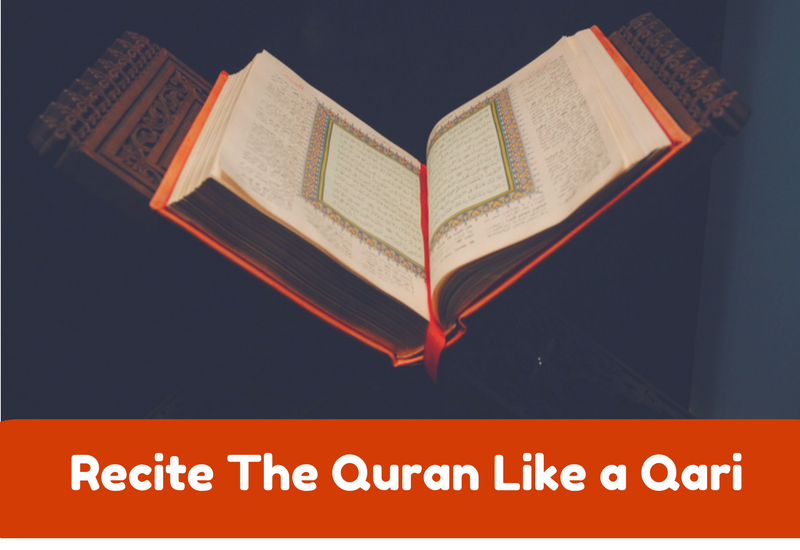Learn how to recite quran for free