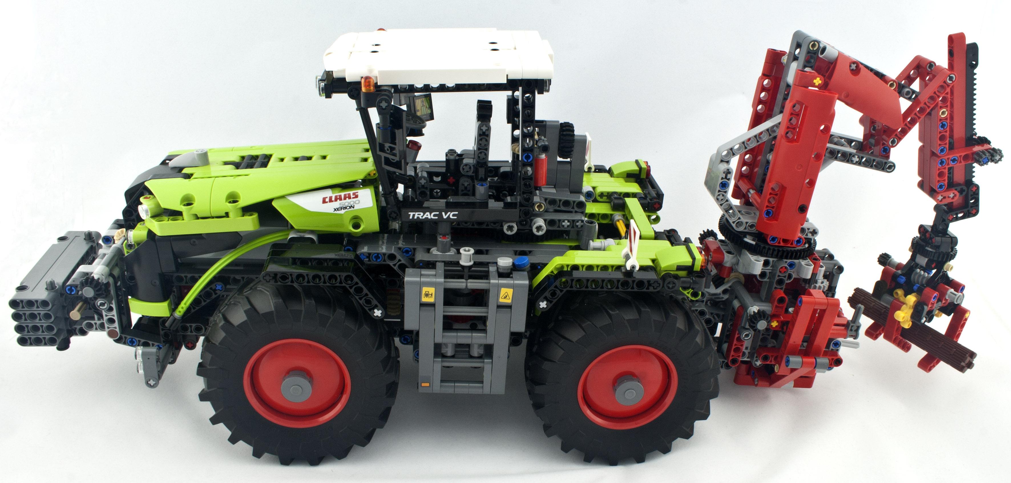 lego 42054 d model instructions