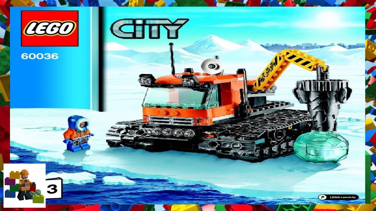 Lego arctic outpost instructions