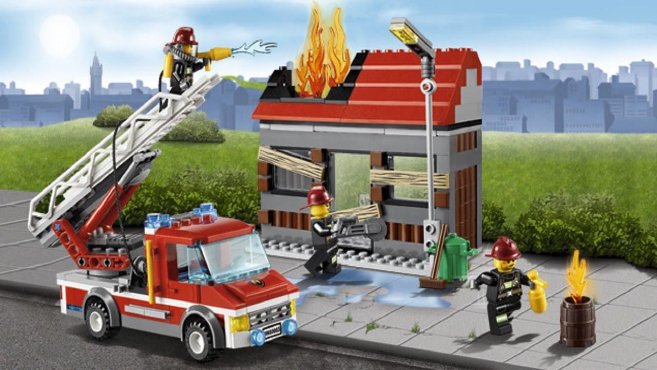 lego fire truck instructions 60003