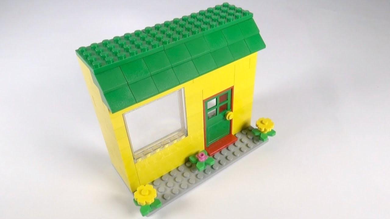 lego rose building instructions