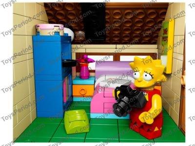 lego simpsons house 71006 instructions