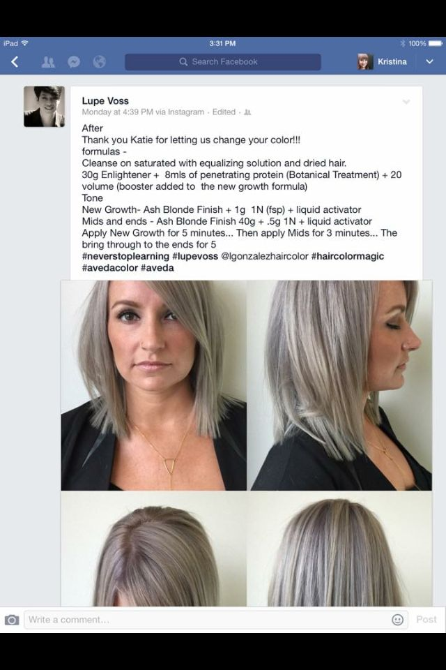 live colour silver toner instructions