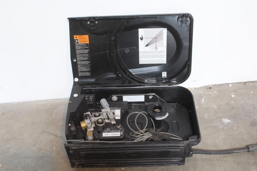 ln 25 wire feeder manual