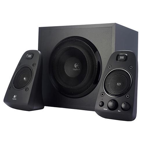 Logitech speaker system z623 manual