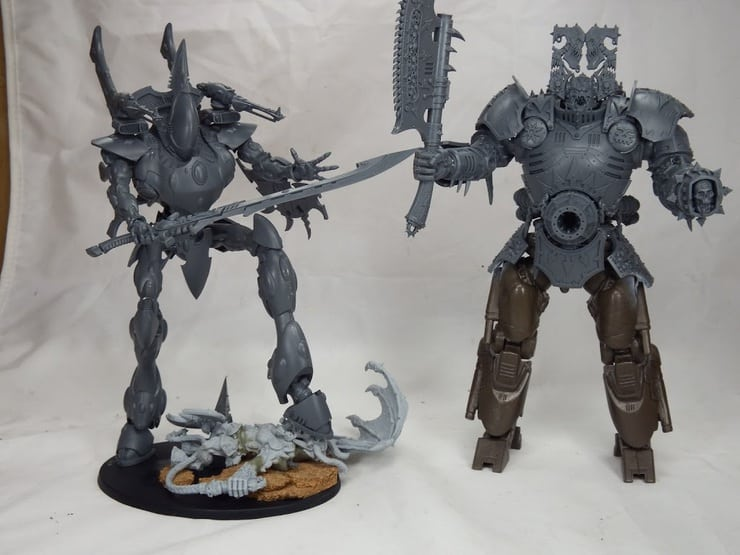 lord of skulls assembly instructions