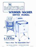 maytag bravos washer service manual
