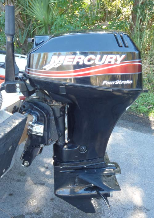 Mercury 25 hp bigfoot 4 stroke manual